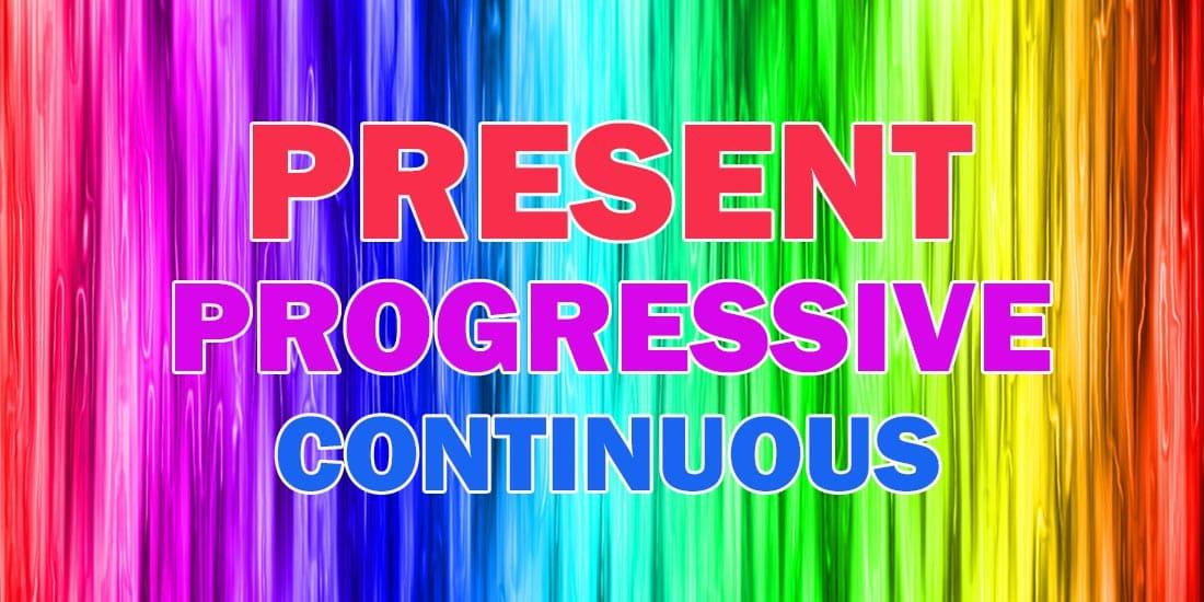 Present Progressive (Continuous) — настоящее продолженное время: особенности образования, употребления временной формы, упражнения