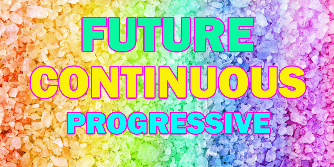 Future Continuous - Будущее длительное время: примеры, правила употребления, образование, упражнения