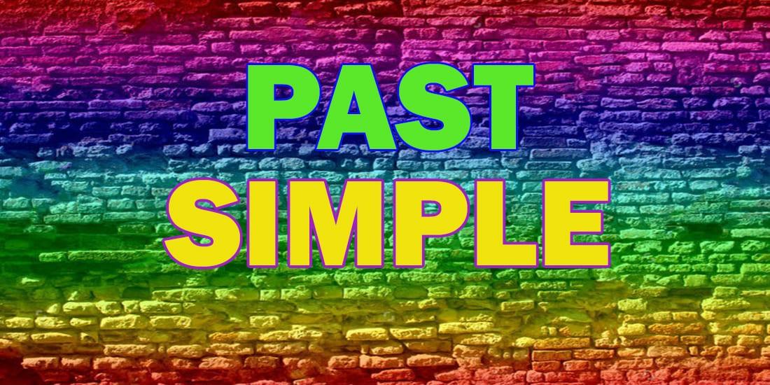 The Past Simple Tense - простое прошедшее время: правила употребления, образование, примеры