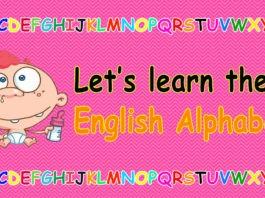 Учим английский алфавит для детей от A до Z. Веселые карточки для скачивания, аудио и видео про алфавит.